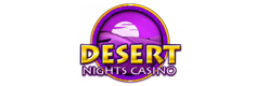 Desert Nights Casino logo