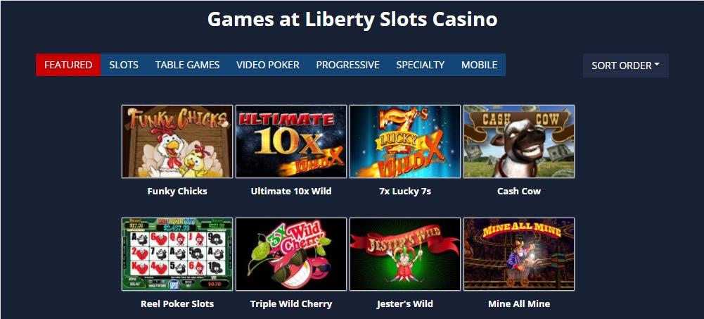 liberty slots bonuses